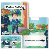 785472828-138 - BIC Graphic® All About Me Book: Police Safety & Me - thumbnail