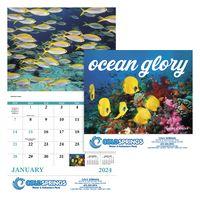 795471303-138 - Good Value® Ocean Glory Calendar (Stapled) - thumbnail