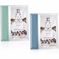 925956714-138 - Jaffa® Color Accent Mirrored Plaque - thumbnail