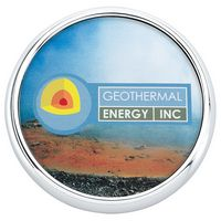 945471559-138 - Jaffa® Radiant Leather Coaster - thumbnail