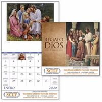 945473138-138 - Good Value® Regalo de Dios Calendar (Stapled) - thumbnail