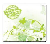 """953705959-138 - BIC® Fabric Surface Mouse Pad (7 1/2""""x8""""x1/8"""") - thumbnail"""