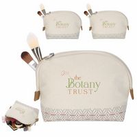 965543567-138 - Atchison® Countryside Cotton Cosmetic Bag - thumbnail