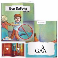 975961619-138 - BIC Graphic® All About Me Book: Gun Safety & Me - thumbnail