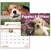 995471306-138 - Good Value® Puppies & Kittens Calendar (Window) - thumbnail