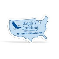 """183144537-183 - New Jersey 0.03"""" Thick Vinyl Die Cut Magnet - thumbnail"""