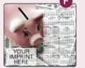 313729839-183 - Soft Surface Calendar Mouse Pads - Stock Art Background - Piggy Bank - thumbnail