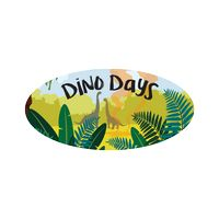 "335880356-183 - Die Cut Full Color Oval Roll Label (1 3/4""x3 5/8"") - thumbnail"