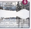 373729854-183 - Soft Surface Calendar Mouse Pads - Stock Art Background - Winter Lake - thumbnail