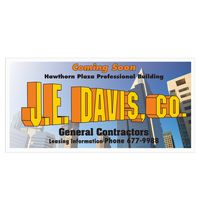 """521957900-183 - Corrugated Plastic Sign: Full Color/1 Side (24""""x48"""") - thumbnail"""