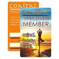 "552536060-183 - Offset Full Color HD Resolution Plastic Membership Card (0.020"" Thick) - thumbnail"