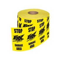 "925529321-183 - Barricade Tape (6""x1000') - thumbnail"