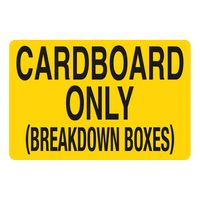"945932390-183 - Rectangle w/ Rounded Corners Truck Signs & Equipment Decal (8 1/4""x12 1/2"") - thumbnail"