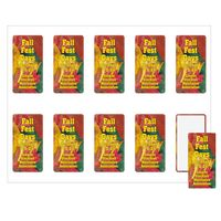 """982536378-183 - Rectangle Quick & Colorful Sheeted Label (1 1/2""""x3"""") - thumbnail"""