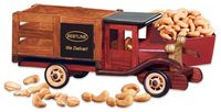 103582850-117 - Classic 1925 Stake Truck with Extra Fancy Jumbo Cashews - thumbnail