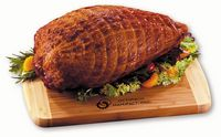 103858561-117 - Smoked Turkey Breast with Bamboo Cutting Board - thumbnail
