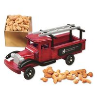 365258448-117 - 1940-Era Pick-up Truck with Extra Fancy Jumbo Cashews - thumbnail