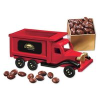 395258458-117 - 1950-Era Dump Truck with Chocolate Covered Almonds - thumbnail