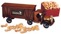 524828306-117 - 1920 Tractor-Trailer Truck with Extra Fancy Jumbo Cashews - thumbnail