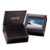 535336042-117 - Faux Leather Photo Frame Keepsake Box - thumbnail