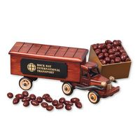 546066246-117 - 1940-Era Tractor-Trailer Truck with Chocolate Covered Almonds - thumbnail