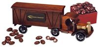774828354-117 - 1920 Tractor-Trailer Truck with Chocolate Almonds - thumbnail