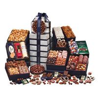 946464029-117 - Silver & Navy Ultimate Office Party Tower - thumbnail