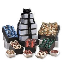 966335067-117 - Individually-Wrapped Tower of Chocolate - thumbnail