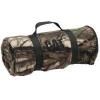 703460886-814 - Camo Nature Blanket w/Nylon Strap - thumbnail