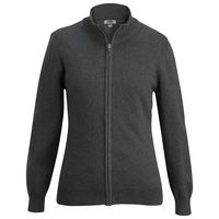 105989041-822 - Full-Zip Cotton Cardigan - thumbnail