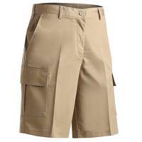 742770331-822 - Edwards Ladies' Flat Front Utility Cargo Shorts - thumbnail