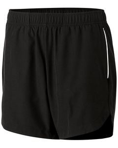 105968454-106 - Ladies Dart Active Short - thumbnail
