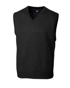 146233654-106 - Douglas V-neck Vest Big & Tall - thumbnail