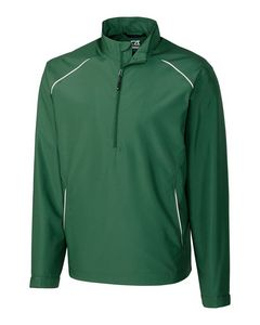 184203233-106 - Men's Cutter & Buck® WeatherTec™ Beacon Half-Zip Jacket - thumbnail