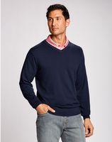 375260794-106 - Men's Cutter & Buck® Lakemont V-Neck Sweater - thumbnail