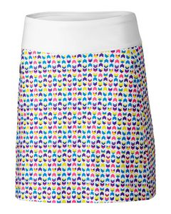 386361045-106 - Abby Printed Pull On Skort - thumbnail