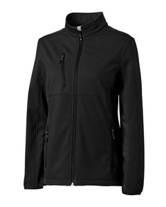 394937991-106 - Ladies' Clique® Narvik Colorblock Softshell Jacket - thumbnail