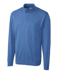 516288497-106 - Clique Imatra Half Zip Sweater - thumbnail