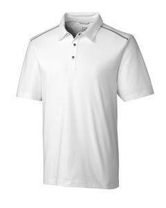 535706406-106 - Men's Cutter & Buck® Fusion Polo Shirt (Big & Tall) - thumbnail
