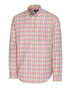 556154024-106 - Men's L/S Wrinkle Free Laurel Grove Check - thumbnail