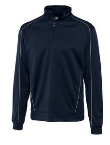 562819879-106 - Men's Cutter & Buck® Edge Half-Zip Jacket - thumbnail