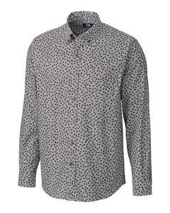 716233742-106 - Anchor Oxford Tossed Print Shirt - thumbnail