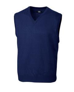 754494090-106 - Douglas V-neck Vest - thumbnail