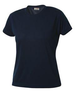 773638077-106 - Ladies' Clique® Ice Tee Shirt - thumbnail