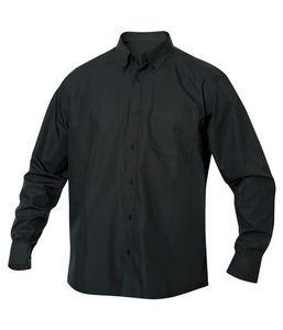 776247924-106 - Clique Men's Long Sleeve Carter Twill Shirt - thumbnail