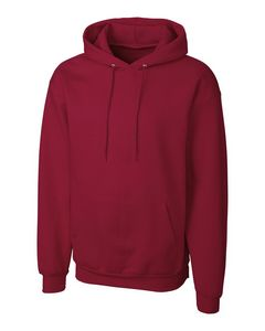 784497372-106 - Adult Clique® Fleece Pullover Hoodie (3XL-4XL) - thumbnail
