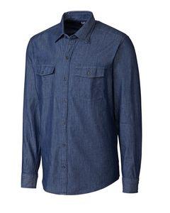 786131064-106 - L/S Equinox Denim Shirt - thumbnail