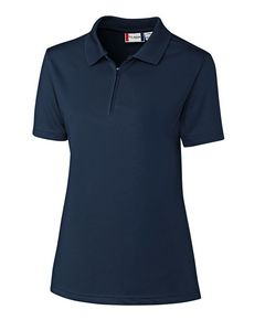 954954641-106 - Ladies' Clique® Malmo Snag-Proof Zip Polo Shirt - thumbnail