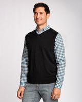 975260798-106 - Men's Cutter & Buck® Lakemont Sweater Vest (Big & Tall) - thumbnail