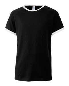 976128325-106 - Clique Playlist Ringer Youth Tee - thumbnail